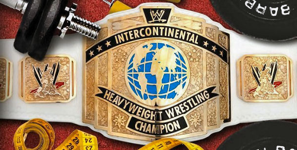 2011's Modified Version Of The Classic Reggie Parks Intercontinental Title Belt