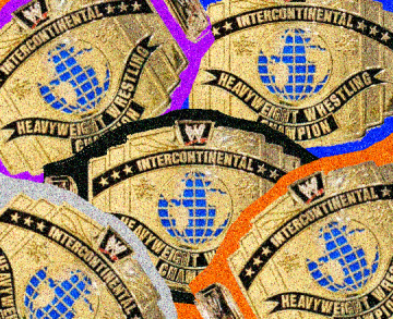 Wwe Intercontinental Title Banner 2