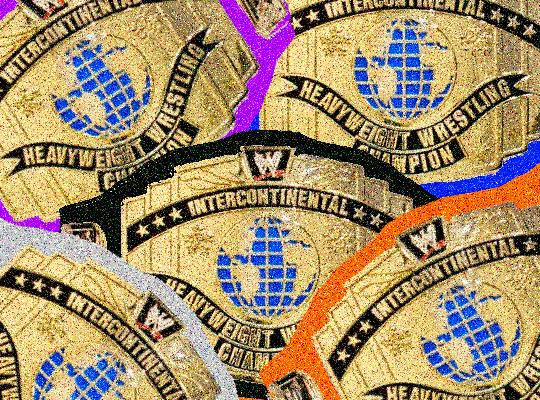 Wwe Intercontinental Title Banner 2
