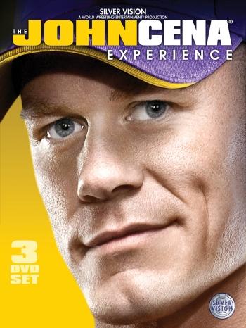Wwe John Cena Dvd