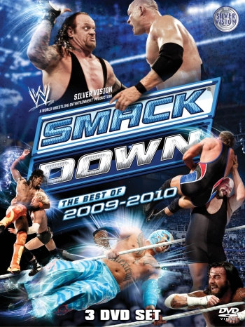 Wwe Smackdown 2009 2010 Dvd