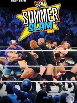 Wwe Summerslam 2010 Dvd