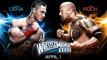 Wwe Wrestlemania 28 Posters