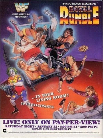 Wwf Royal Rumble 1994