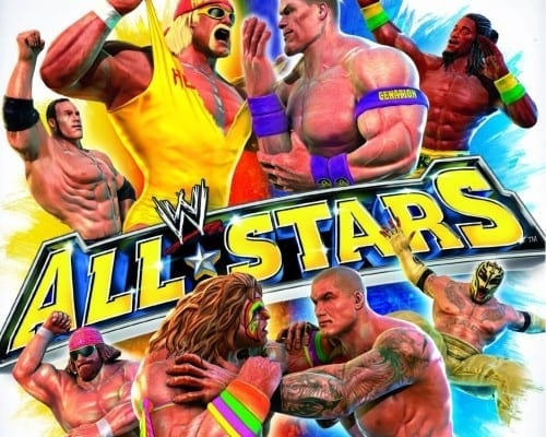 Wwe Allstars 1