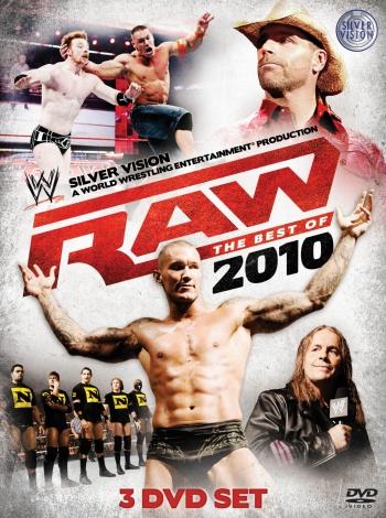 Wwe Best Of Raw 2010 Dvd