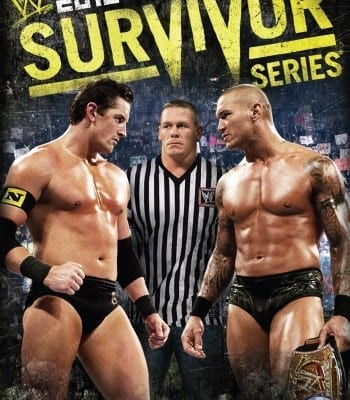 Wwe Survivor Series 2010 Dvd