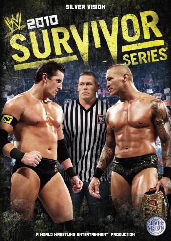 Wwe Survivor Series 2010 Dvd