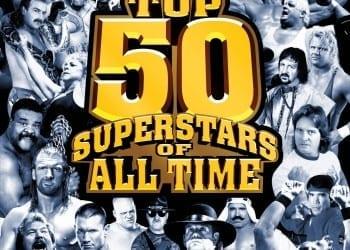 Wwe Top 50 Superstars Dvd