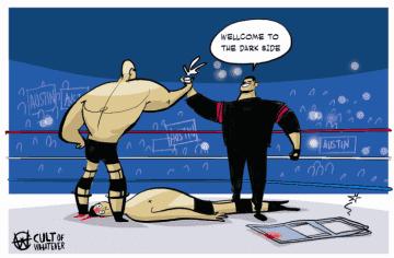 Wwe Wrestlemania Steve Austin Vince Mcmahon