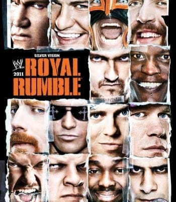 Wwe Royal Rumble 2011 Dvd