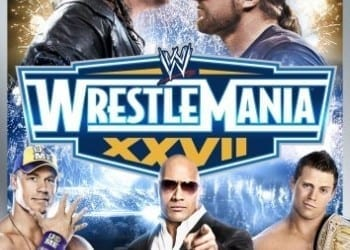 Wwe Wrestlemania 27 Dvd