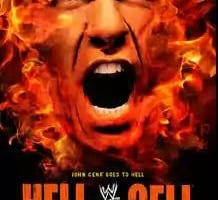 Wwe Hell In A Cell 2011 Poster