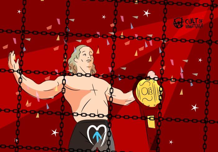 Survivor Series 2002 Shawn Michaels