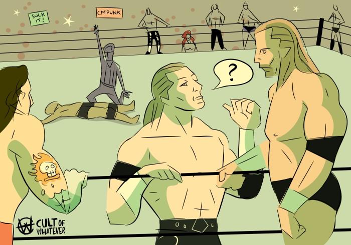 Survivor Series 2006 DX CM Punk