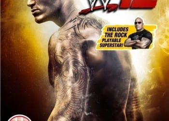 Wwe 12 Video Game Cover