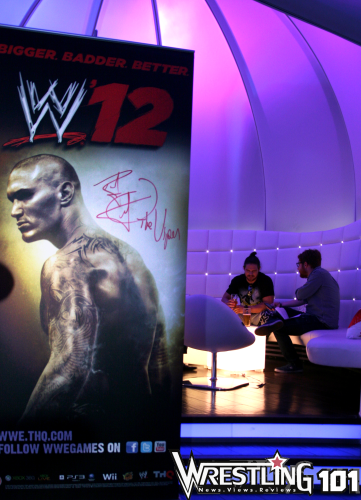 Wwe 12 Video Game Preview 2
