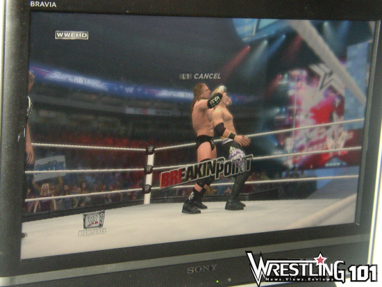 Wwe 12 Video Game Preview 5