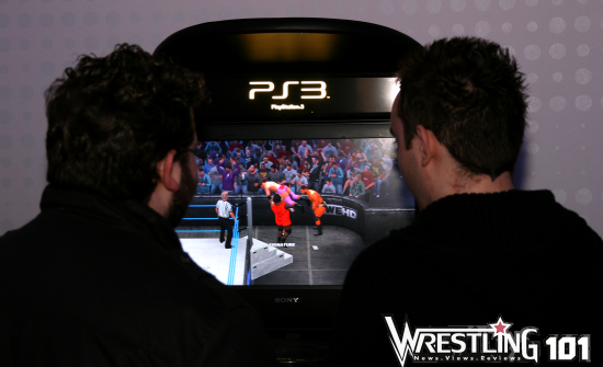 Wwe 12 Video Game Preview 7