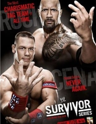 Wwe Survivor Series 2011