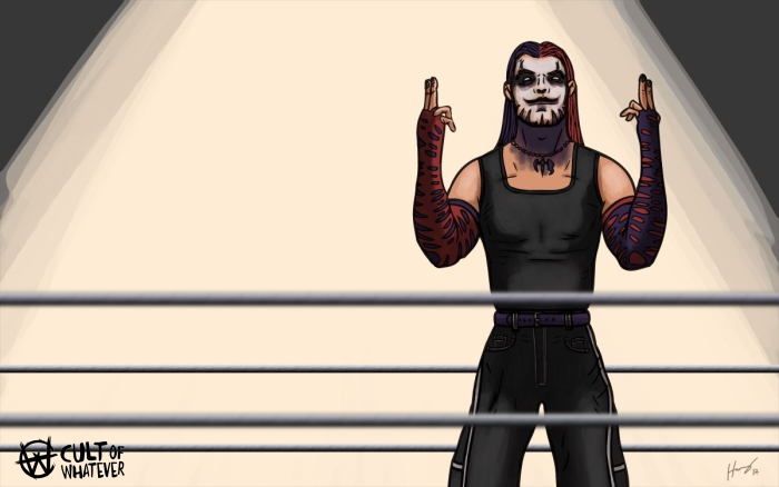 Cow Jeff Hardy
