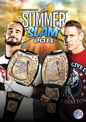Wwe Summerslam 2011 Dvd