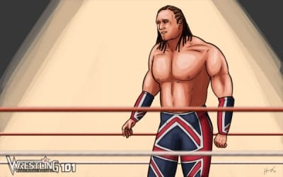 Wwe The British Bulldog