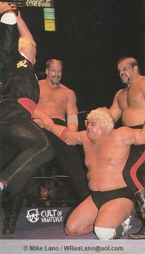 Dusty Rhodes Legion Of Doom Road Warriors
