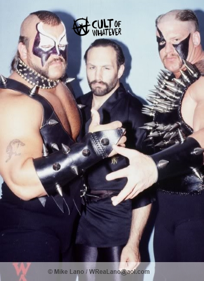 Legion Of Doom Road Warriors Paul Ellering