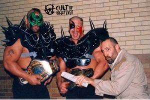 WWF Road Warriors LOD Manager Ellering