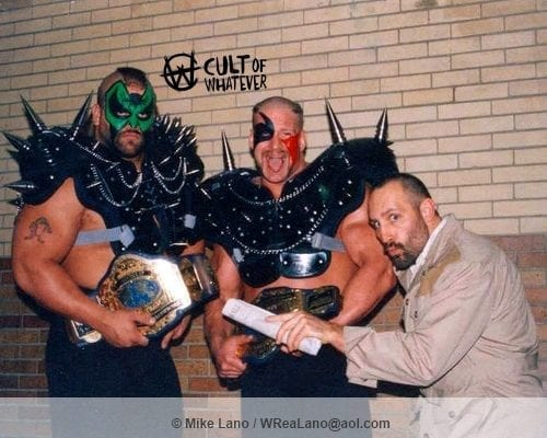 WWF Road Warriors LOD Manager Ellering