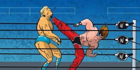 wwe-wrestlemania-24-ric-flair-shawn-michaels