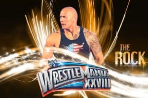 Wwe Wrestlemania 28 The Rock