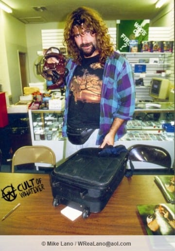 Mick Foley Mankind Mask