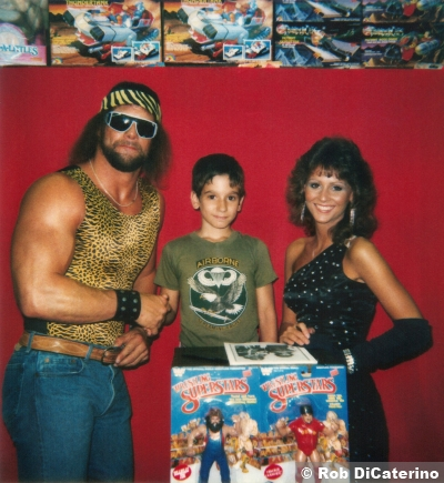 Randy Savage Fan Elizabeth