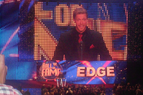 Wwe Hall Of Fame Edge