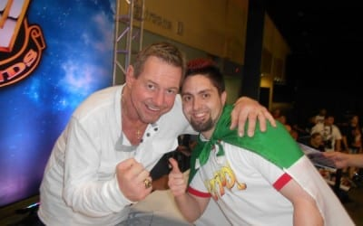Wwe Wrestlemania 28 Axxess Roddy Piper