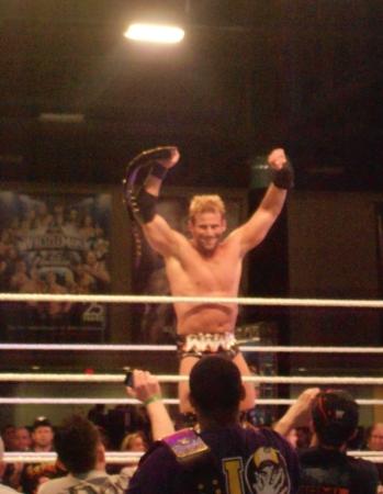 Wwe Wrestlemania 28 Zack Ryder