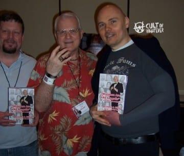 JJ Dillion with Billy Corgan