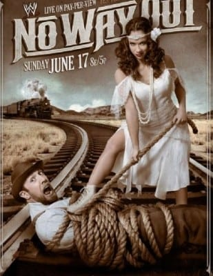 Wwe No Way Out 2012 Poster