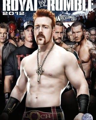 Wwe Royal Rumble 2012 Dvd