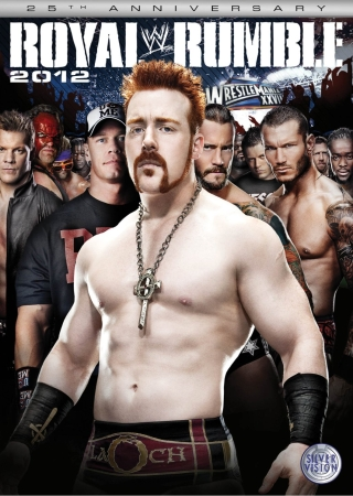 Wwe Royal Rumble 2012 Dvd