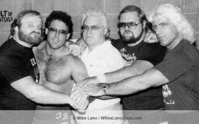 Four Horseman Ole Tully JJ Arn Flair