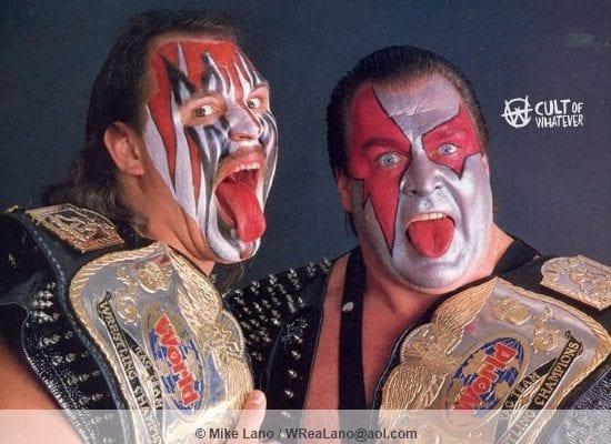 WWF Demolition