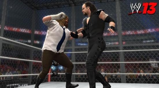 Wwe 13 Mankind Undertaker