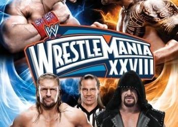 Wwe Wrestlemania 28 Dvd