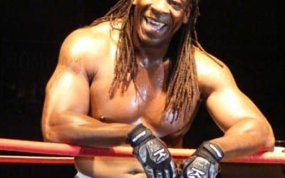 Booker T Laughs