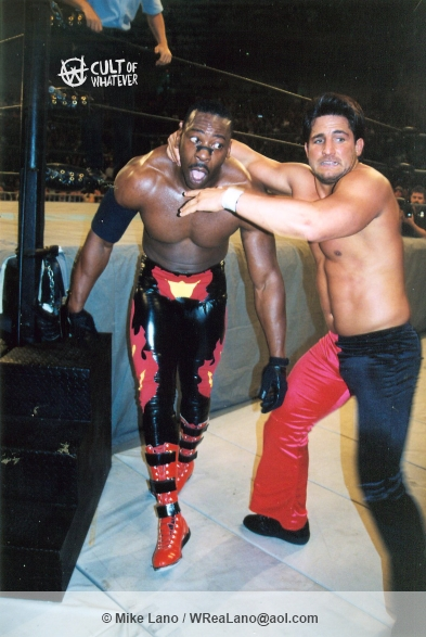 WCW Booker T Disco Inferno