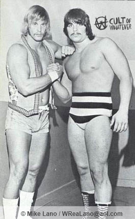 Randy Savage Lanny Poffo