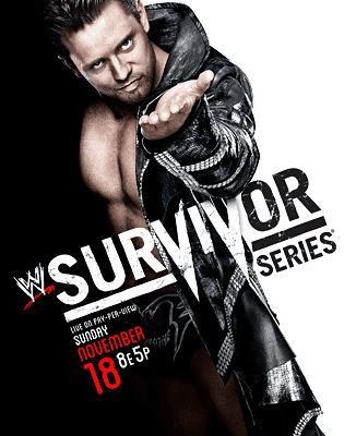 Wwe Survivor Series 2012 Poster